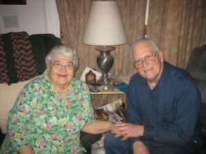 Mae and George Babbitt, 2011
