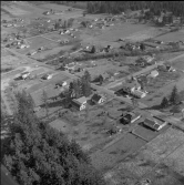 1954 - Aerial photo of site of Lamb's Thriftway - Prior to construction - Arndt Neg 18