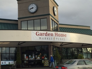 2018 Lambs Thriftway renaming - temporary Garden Home Market Place branding