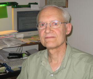 Colin Lamb, 2012. Courtesy Elaine Shreve.