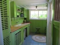 Frank Estate - garden prep room