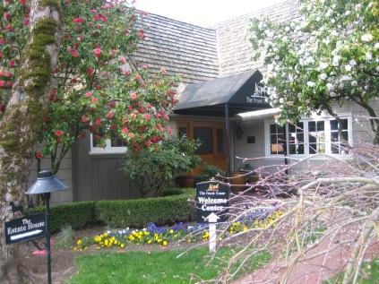 Frank Estate - entryway 2010