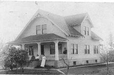 Gertsch home, circa 1910
