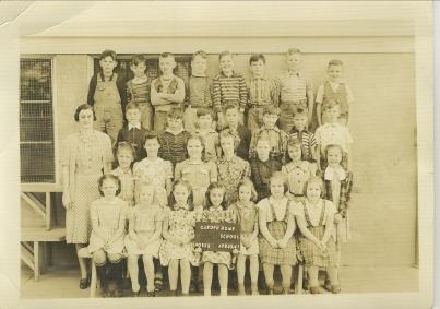 1941 Garden Home School