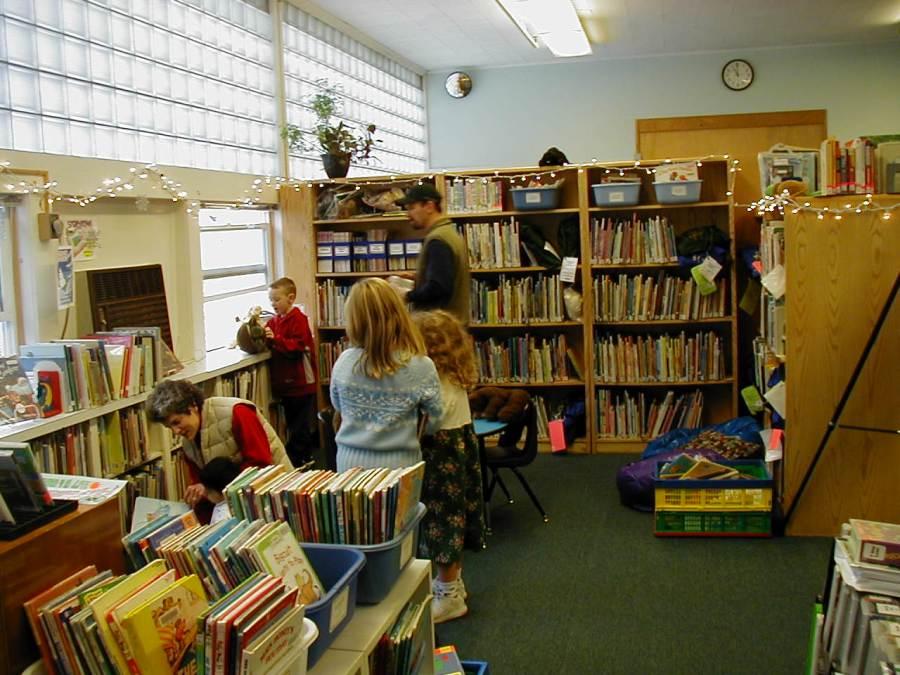 Library 2004 photos