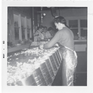 Whitney's Cannery - appears to be pears - 1960