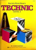 James Bastien piano book, back