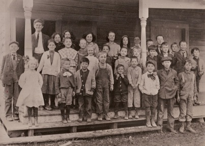1911 Garden Home School, all grades