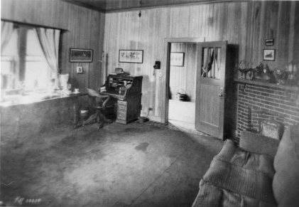 Frank stable office