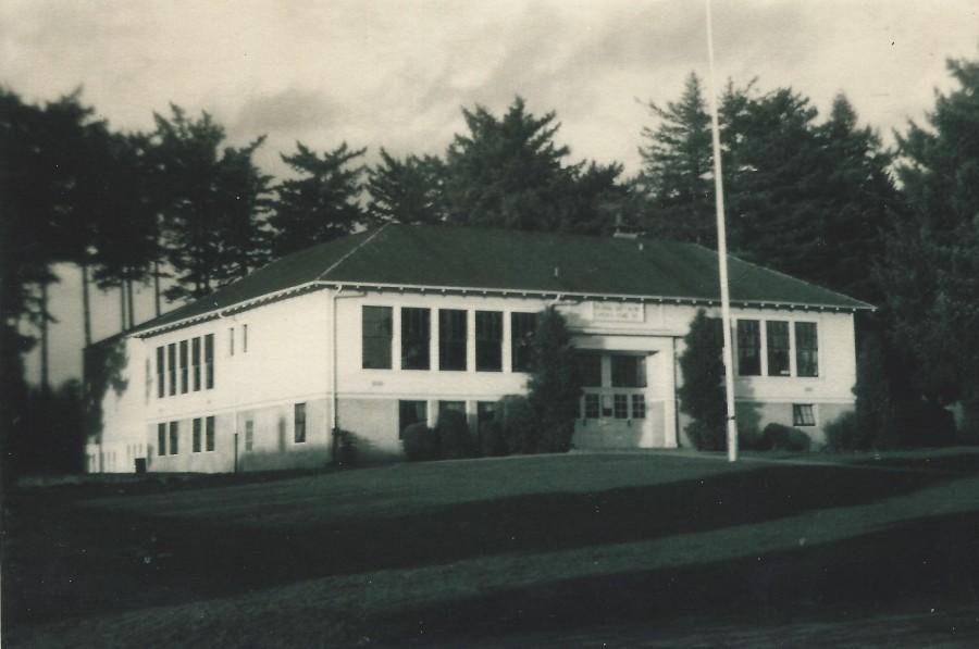 1951 Garden Home School