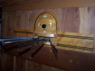 Porhman tie hanger