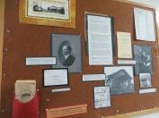 History Board at Garden Home Recreation Center