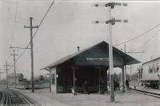1911 Garden Home Railway Depot