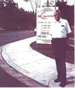 1980 Lingerwood Realtor, Jack Steiger (now known as the Skyhar neighborhood)