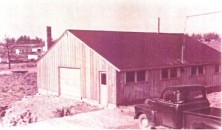 Bill and Genevieve Skyhar converted the barn to the Crown Machine Works