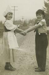 1939 Dutch Dances, Zora and Sharka Becvar