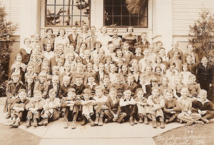 1936 Garden Home School, all grades