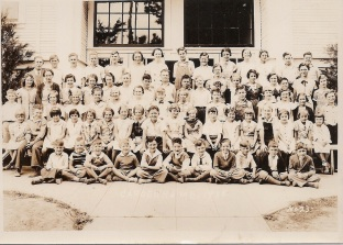1937 Garden Home School, all grades