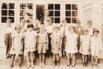 1935 Garden Home Grade School, 1st and 2nd grade