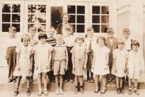 1935 Garden Home Grade School, 1st and 2nd grade