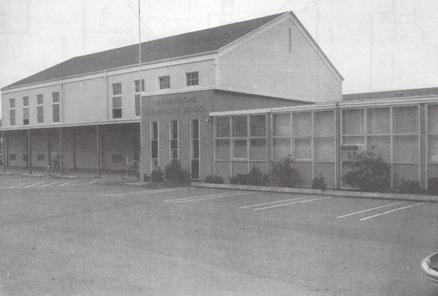 1983 closed Garden Home School