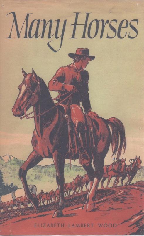Many Horses by Elizabeth Lambert Woods