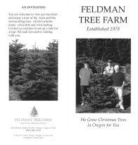 Feldman Tree Farm