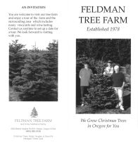 Feldman Tree Farm