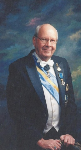 Ross Fogelquist retired as the Honorary Swedish Consul for Oregon in 2007