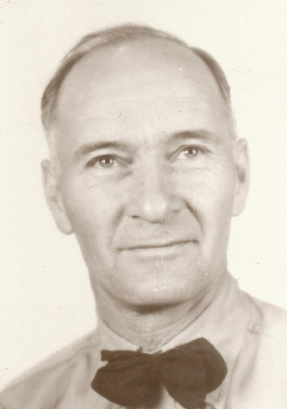 Roderick MacKay, Garden Home school custodian and bus driver