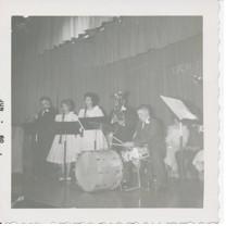 Garden Home School 8th grade graduation student band