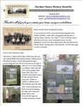Garden Home History Gazette