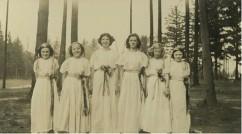 1939 Garden Home School Operetta