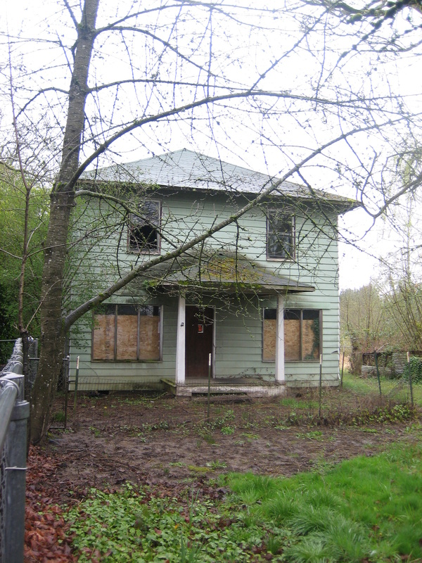 Greenburg house (now abandoned)