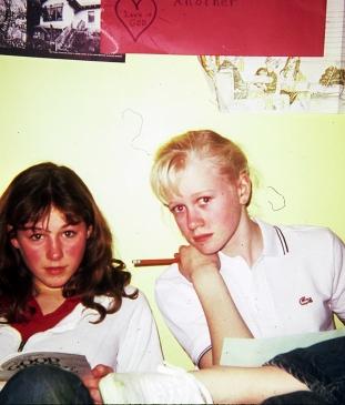 Leanne Pinniger and Heidi Ambuehl