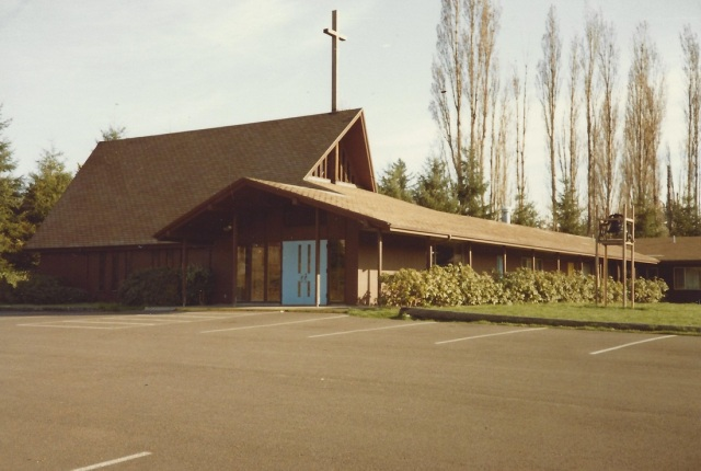 New Garden Home Community Methodist Church