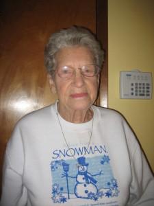 Mildred Stevens, 2009
