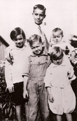 1908 Children of John Alden Oleson