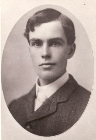John Alden Oleson, son of Ole, born Oct 1, 1879, married Dec 25, 1906, died Aug 8, 1966. Courtesy Robin Robinson. See post.