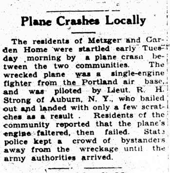 Tigard Sentinel, June 16, 1944