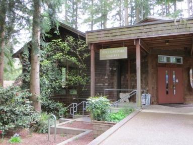 Entrance - West Hills Unitarian Universalist Fellowship