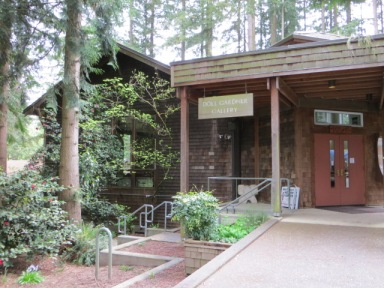 Entrance - West Hills Unitarian Universalist Fellowship