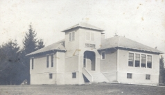 1912 Newly constructed Garden Home School