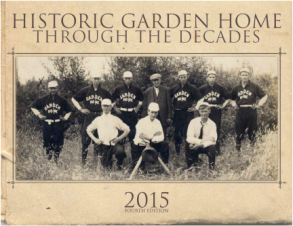 2015 GH through the Decades Calendar