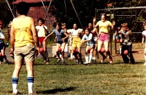 GHS 1982 Last Day - field day - Virgil Pearce, kids