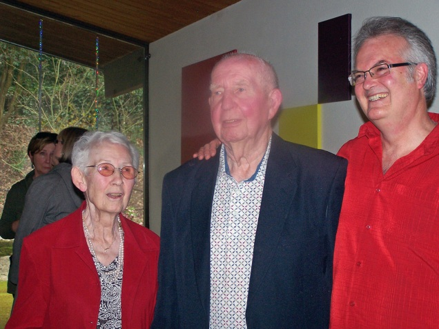Phyllis, Bob Rummer and Stan Houseman