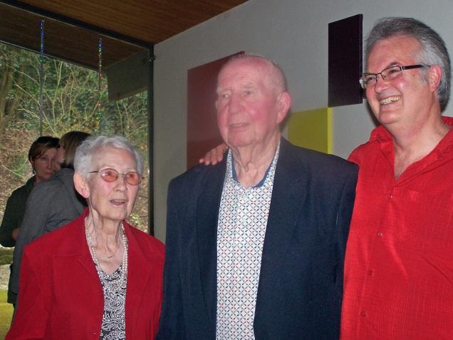 Phyllis, Bob Rummer and Stan Houseman