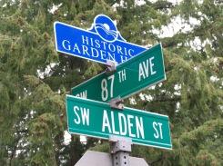 Alden, 87th