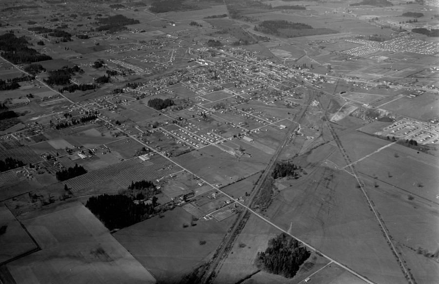 1949 Beaverton - from the SE