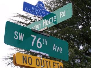 Garden H.Rd. 76th